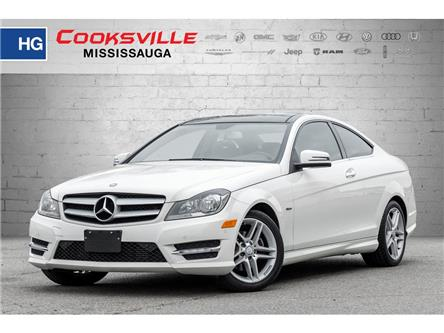 2012 Mercedes-Benz C-Class Base (Stk: 825810T) in Mississauga - Image 1 of 18