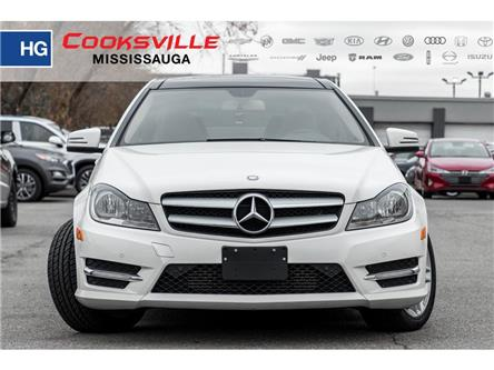 2012 Mercedes-Benz C-Class Base (Stk: 825810T) in Mississauga - Image 2 of 18