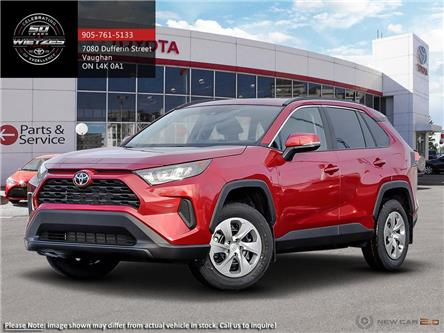 2020 Toyota RAV4 LE AWD (Stk: 69970) in Vaughan - Image 1 of 24