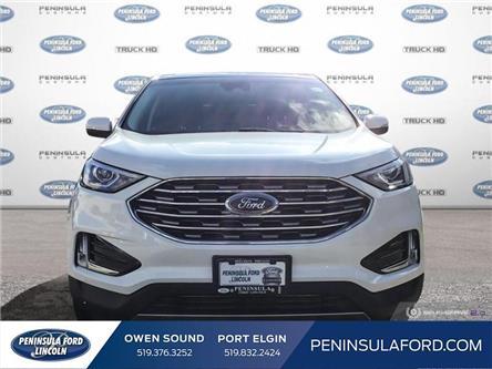 2020 Ford Edge Titanium (Stk: 20ED05) in Owen Sound - Image 2 of 25