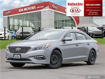 2015 Hyundai Sonata GL (Stk: SO20022A) in Mississauga - Image 1 of 28