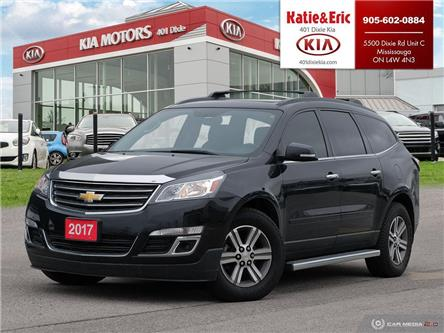 2017 Chevrolet Traverse 2LT (Stk: SD20025A) in Mississauga - Image 1 of 30