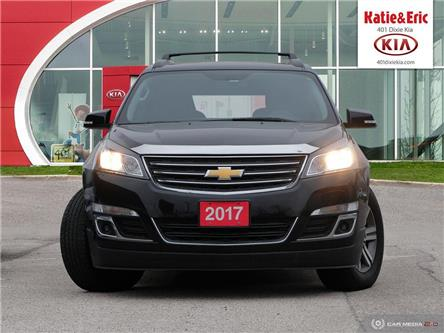 2017 Chevrolet Traverse 2LT (Stk: SD20025A) in Mississauga - Image 2 of 30