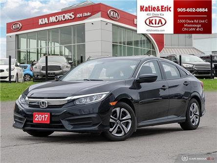 2017 Honda Civic LX (Stk: K2995A) in Mississauga - Image 1 of 27