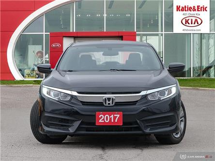 2017 Honda Civic LX (Stk: K2995A) in Mississauga - Image 2 of 27