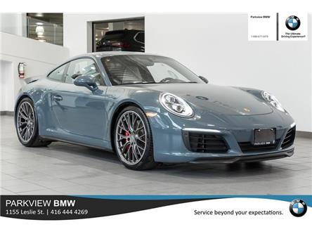 2017 Porsche 911 Carrera 4S (Stk: 302708A) in Toronto - Image 1 of 22