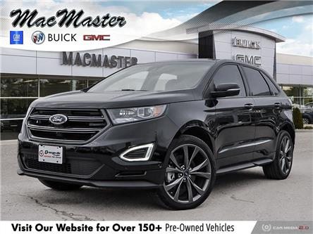 2018 Ford Edge Sport (Stk: UB82573-OC) in Orangeville - Image 1 of 26