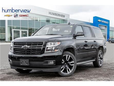 2020 Chevrolet Suburban Premier (Stk: 20SU005) in Toronto - Image 1 of 22