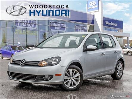 2012 Volkswagen Golf 2.0 TDI Comfortline (Stk: P1472) in Woodstock - Image 1 of 27