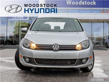 2012 Volkswagen Golf 2.0 TDI Comfortline (Stk: P1472) in Woodstock - Image 2 of 27