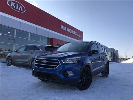 2019 Ford Escape Titanium (Stk: P0452) in Calgary - Image 1 of 16