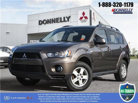 2012 Mitsubishi Outlander ES (Stk: MS107DTA) in Kanata - Image 1 of 27