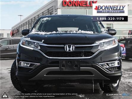 2015 Honda CR-V EX-L (Stk: KU2312A) in Kanata - Image 2 of 27