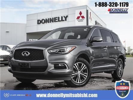 2019 Infiniti QX60 Pure (Stk: MUR991) in Kanata - Image 1 of 27