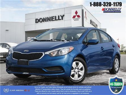 2015 Kia Forte  (Stk: MS119DTB) in Kanata - Image 1 of 27
