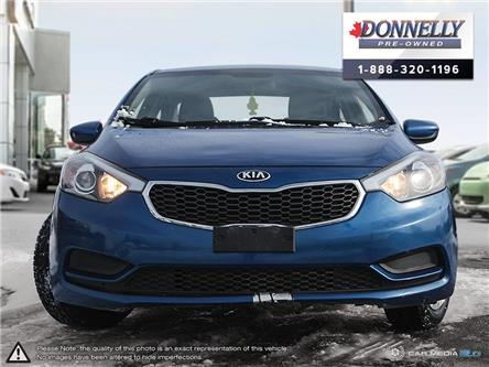 2015 Kia Forte  (Stk: MS119DTB) in Kanata - Image 2 of 27