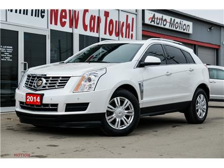 2014 Cadillac SRX Luxury (Stk: 191356) in Chatham - Image 1 of 26