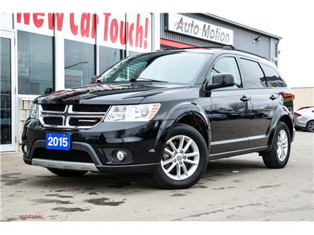 2015 Dodge Journey SXT (Stk: 191322) in Chatham - Image 1 of 24
