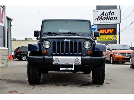 2013 Jeep Wrangler Unlimited Sahara (Stk: 191365) in Chatham - Image 2 of 22