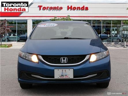2014 Honda Civic Sedan LX (Stk: 39763A) in Toronto - Image 2 of 27