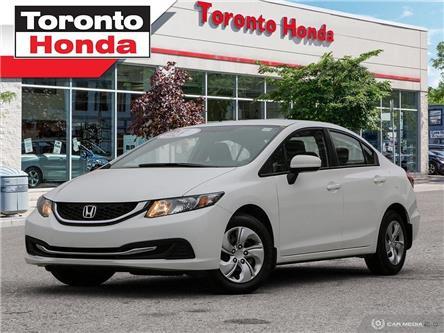 2014 Honda Civic Sedan LX (Stk: 39732A) in Toronto - Image 1 of 27