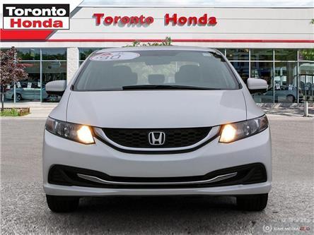 2014 Honda Civic Sedan LX (Stk: 39732A) in Toronto - Image 2 of 27