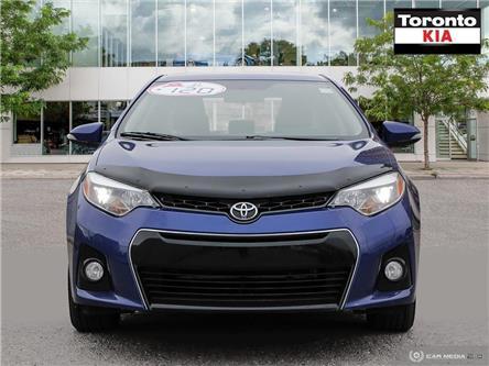 2015 Toyota Corolla S (Stk: K31924A) in Toronto - Image 2 of 25
