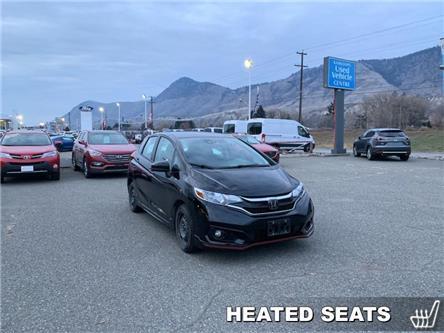 2019 Honda Fit Sport-HS (Stk: YK087B) in Kamloops - Image 2 of 8