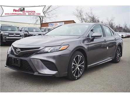 2020 Toyota Camry SE (Stk: 20305) in Hamilton - Image 1 of 14