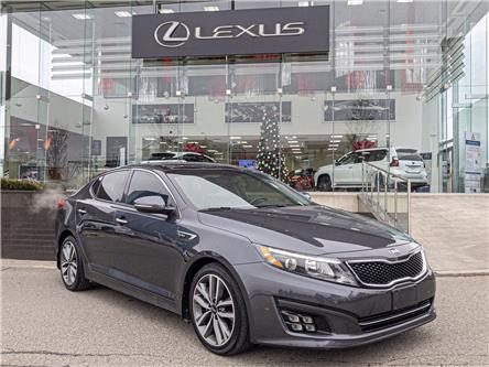 2014 Kia Optima SX Turbo (Stk: 29369A) in Markham - Image 2 of 23