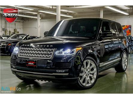 2016 Land Rover Range Rover DIESEL Td6 HSE (Stk: ) in Oakville - Image 2 of 31