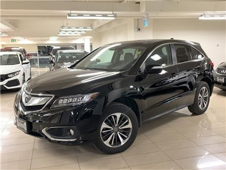 2018 Acura RDX Elite (Stk: AP3480) in Toronto - Image 1 of 33