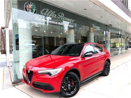 2019 Alfa Romeo Stelvio ti (Stk: 49AR) in Toronto - Image 1 of 31
