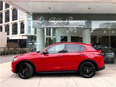 2019 Alfa Romeo Stelvio ti (Stk: 49AR) in Toronto - Image 2 of 31