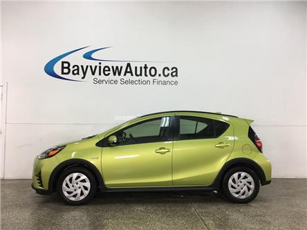 2018 Toyota Prius C Base (Stk: 36118W) in Belleville - Image 1 of 27