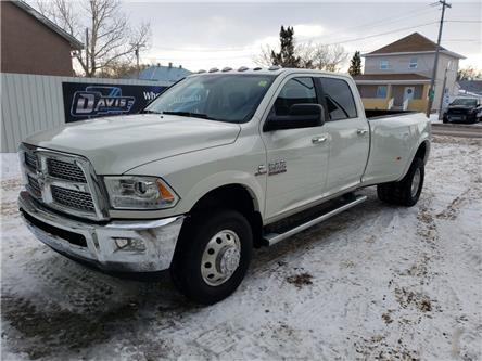 2017 RAM 3500 Laramie (Stk: 16322) in Fort Macleod - Image 1 of 19