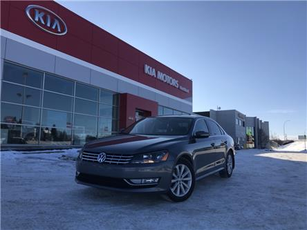 2013 Volkswagen Passat 2.0 TDI Highline (Stk: P0266A) in Calgary - Image 1 of 20