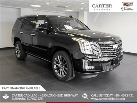 2020 Cadillac Escalade Platinum (Stk: C0-49660) in Burnaby - Image 1 of 24