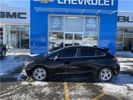 2017 Chevrolet Cruze Hatch LT Auto (Stk: 20-003A) in Parry Sound - Image 1 of 8