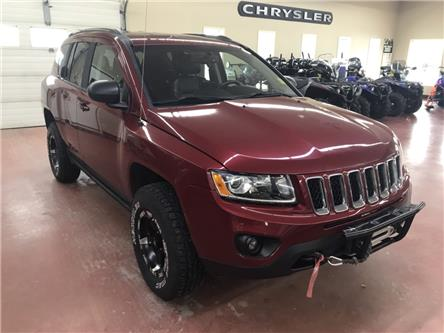 2012 Jeep Compass Limited (Stk: N19-56B) in Nipawin - Image 1 of 17