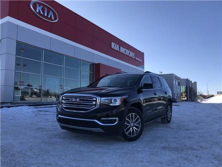 2019 GMC Acadia SLE-2 (Stk: P0449) in Calgary - Image 1 of 22