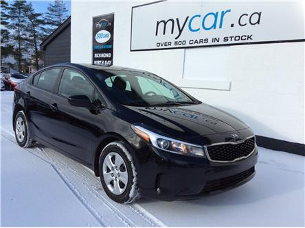 2017 Kia Forte LX (Stk: 191778) in North Bay - Image 1 of 18