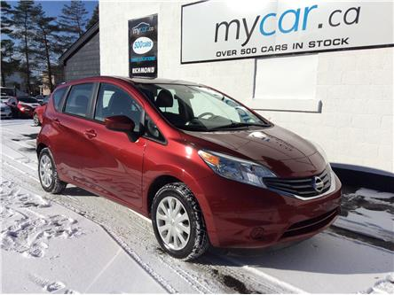 2016 Nissan Versa Note 1.6 SV (Stk: 191830) in Richmond - Image 1 of 20