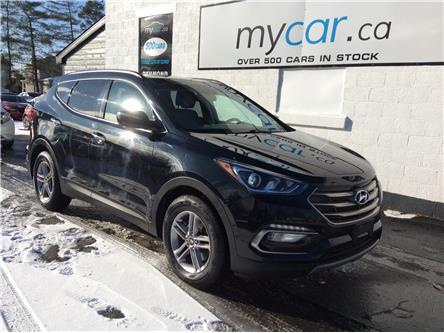 2017 Hyundai Santa Fe Sport 2.4 SE (Stk: 191761) in North Bay - Image 1 of 22