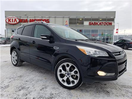 2015 Ford Escape Titanium (Stk: 40158A) in Saskatoon - Image 1 of 26