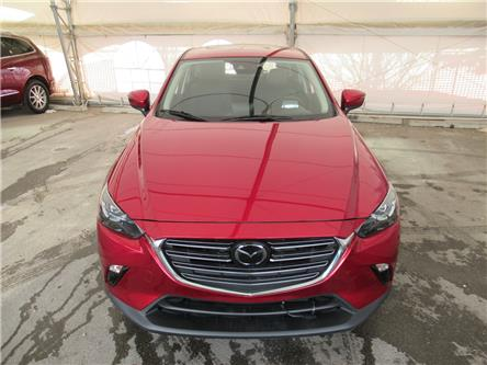 2019 Mazda CX-3 GS (Stk: B440004) in Calgary - Image 2 of 25