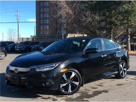 2016 Honda Civic Touring (Stk: P4838) in Ottawa - Image 1 of 13