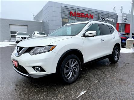2016 Nissan Rogue SL Premium (Stk: CLC730152A) in Cobourg - Image 1 of 28