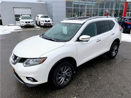 2016 Nissan Rogue SL Premium (Stk: CLC730152A) in Cobourg - Image 2 of 28