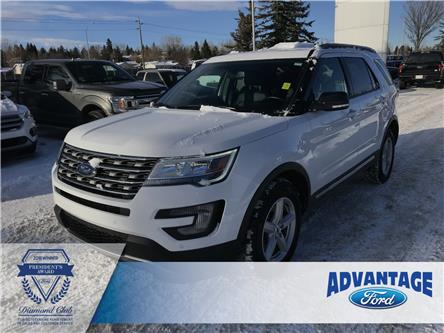 2017 Ford Explorer XLT (Stk: L-061A) in Calgary - Image 1 of 27